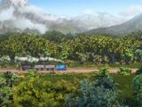 The Indian Mountain Railway