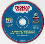 ThomasandtheDinosaurandHenryGoestotheHospitaldisc