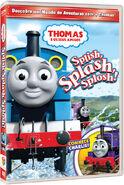Splish,Splash,Splosh!DVDBrazil