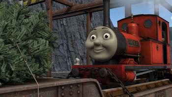 The Christmas Tree Express Thomas The Tank Engine Wikia Fandom