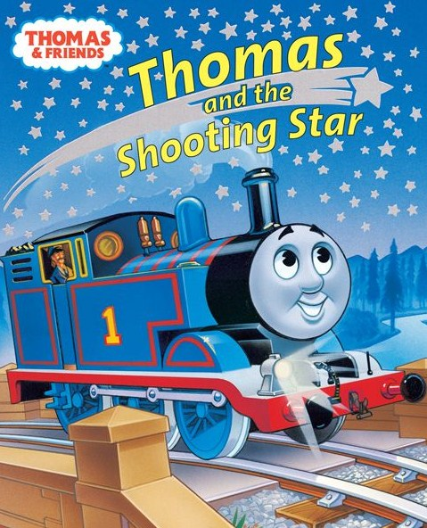 thomas and the shooting star book thomas the tank engine wikia