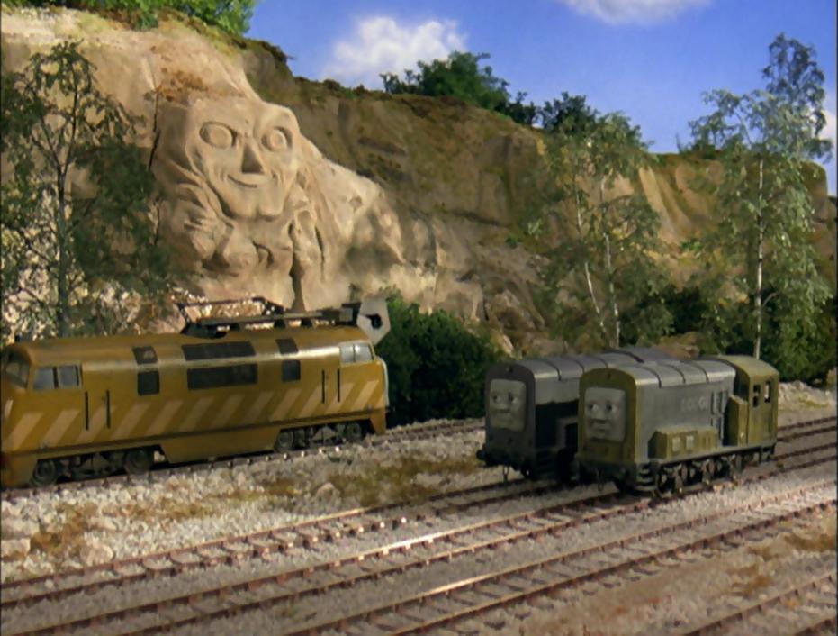 Splatter And Dodgegallery Thomas The Tank Engine Wikia Fandom