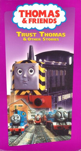 Trust Thomas and Other Stories   Thomas the Tank Engine