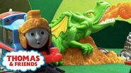 Thomas & Friends™ Sir Thomas and the Dragon Brand New! Stories and Stunts