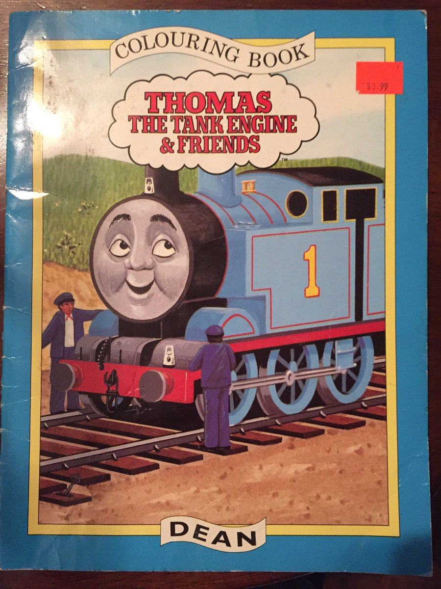 Colouring Book Thomas The Tank Engine Wikia Fandom
