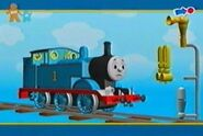 Which Whistle Suits Thomas? - British Narration