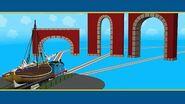 Thomas and the Mast