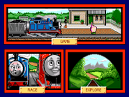 ThomastheTankEngine(SegaGenesis)GameModeSelection