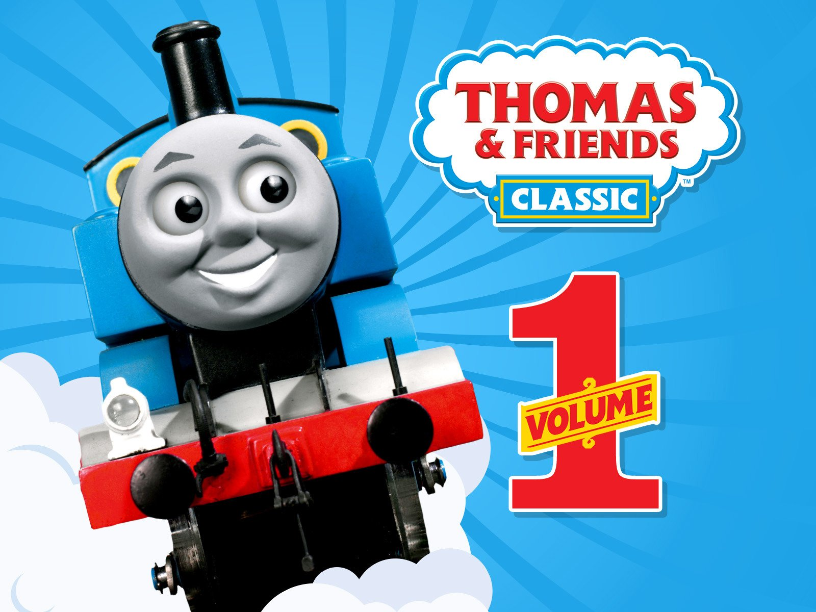 thomas friends classic volume 1 thomas the tank engine wikia