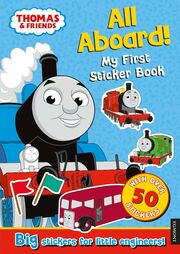 ThomasAndFriendsMyFirstStickerBook