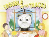 Trouble on the Tracks (Pop-up book)