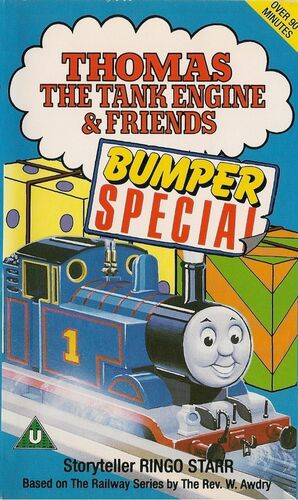 Bumper Special Thomas The Tank Engine Wikia Fandom