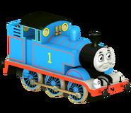 Thomas' Wii Model