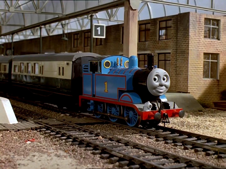 Thomas' Train | Thomas the Tank Engine Wikia | FANDOM ...