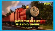 James the Really Splendid Engine - CGI Music Video