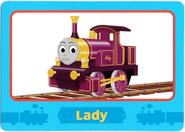 LadyTradingCard