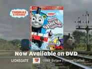 Splish, Splash, Splosh! - US DVD Advert
