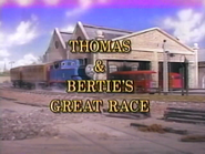 ThomasandBertie'sGreatRace1993titlecard
