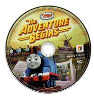 TheAdventureBeginsUSDVD