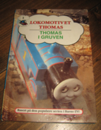 Thomas in the mine