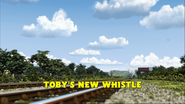 Toby'sNewWhistletitlecard