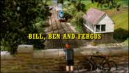 Bill,BenandFergustitlecard