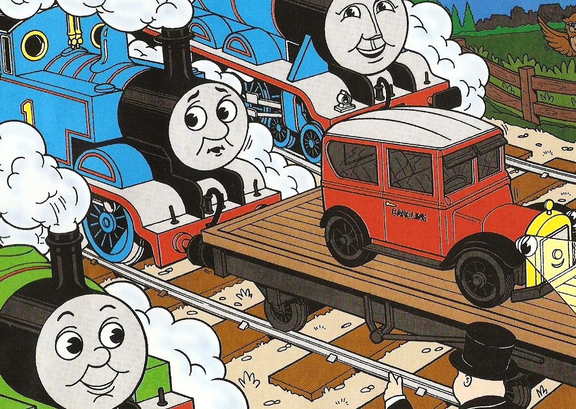Night Light Train Thomas The Tank Engine Wikia Fandom Powered By