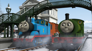 ThomasAndTheSnowmanParty7