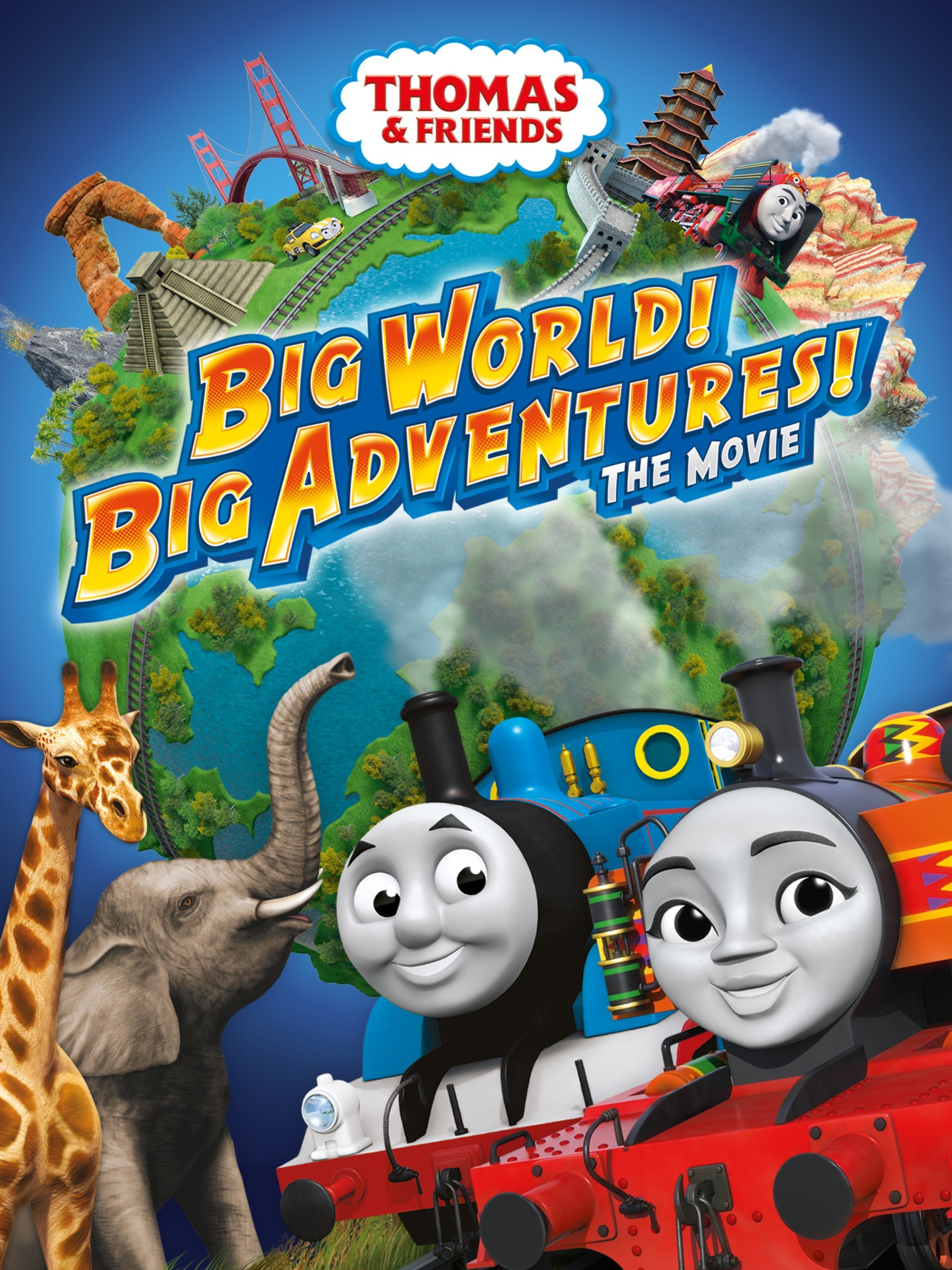 Big World Big Adventures Thomas The Tank Engine Wikia Fandom