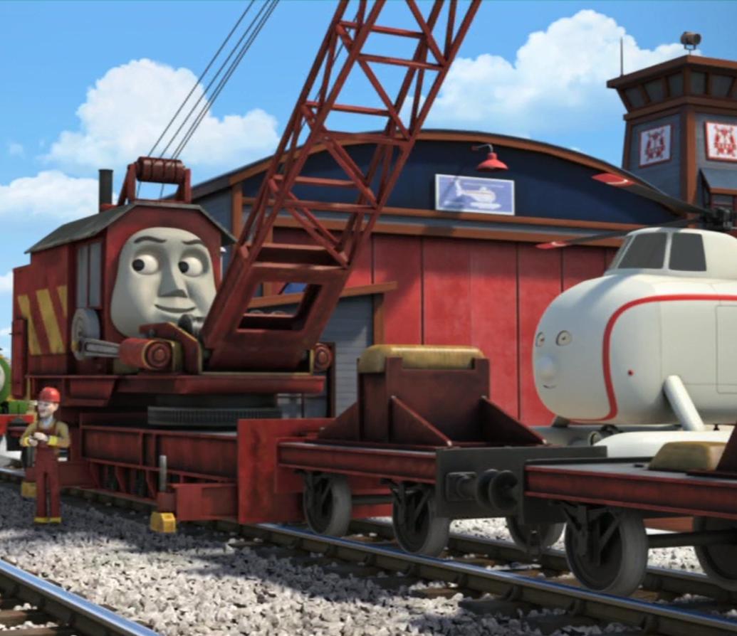 Rocky Thomas The Tank Engine Wikia Fandom Powered By Wikia