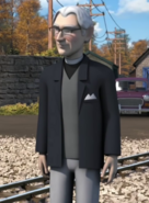 MainTheThinClergymanCGI