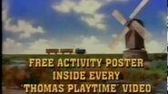 Playtime Australian VHS Advertisement