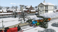 ThomasAndTheSnowmanParty47