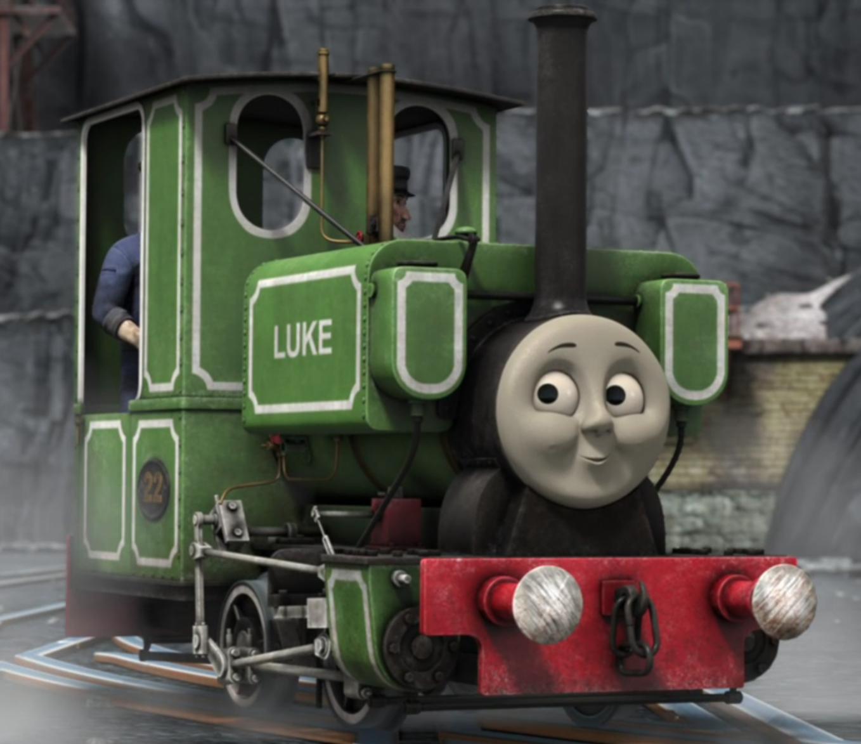 Luke | Thomas the Tank Engine Wikia | FANDOM powered by Wikia