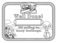 MailBagSnagCertificate(Coloring)