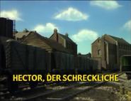 HectortheHorrid!Germantitlecard