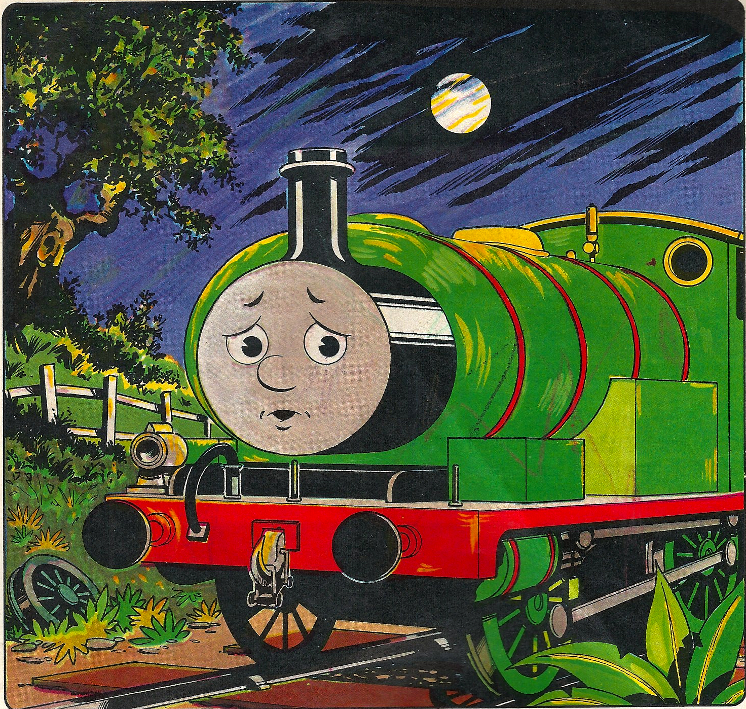 Percys Night Out Thomas The Tank Engine Wikia Fandom Powered By