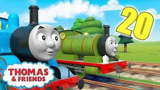Thomas & Percy Learn to Count to 20