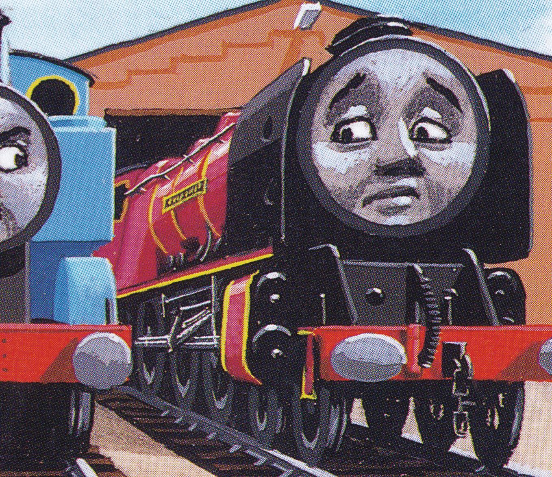 Duchess Of Hamilton Thomas The Tank Engine Wikia