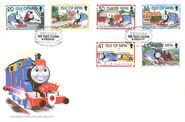 ThomastheTankEngine1995Stamps