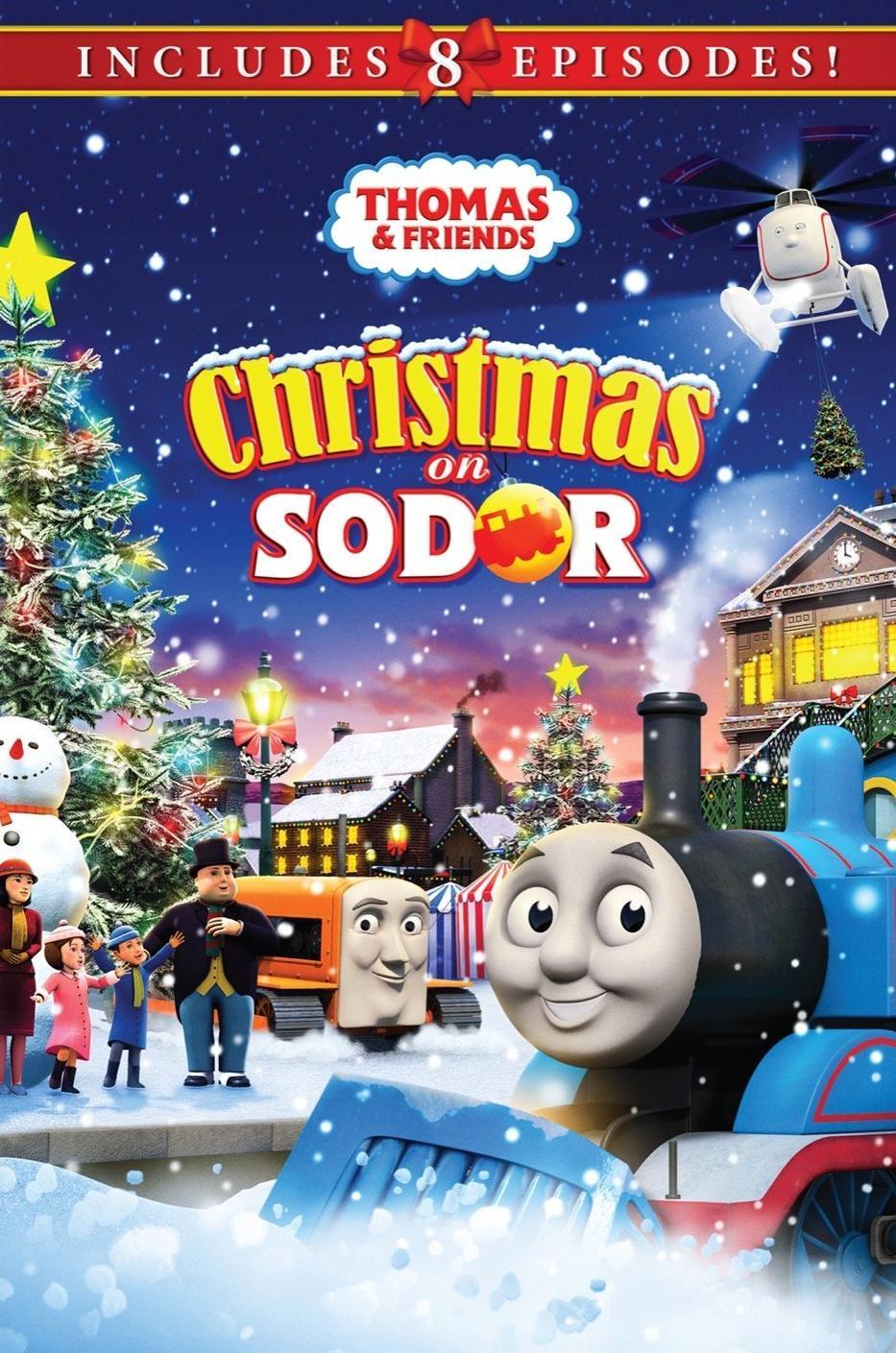 Christmas on Sodor | Thomas the Tank Engine Wikia | FANDOM powered ...