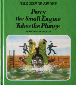 Percy The Small Engine Takes The Plunge Thomas The Tank Engine