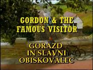 GordonandtheFamousVisitorSlovenianTitleCard