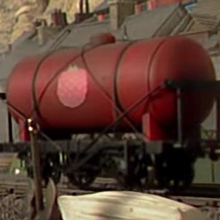 ラズベリータンク車