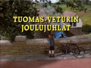 Thomas'ChristmasPartyFinnishTitleCard