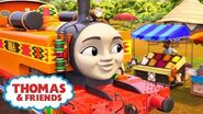 Thomas & Friends UK ⭐Why is Africa Important to Nia? 🌍 ⭐My Hometown My Africa ⭐Cartoons for Kids