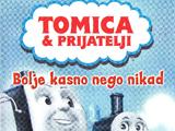 Better Late Than Never (Croatian DVD)