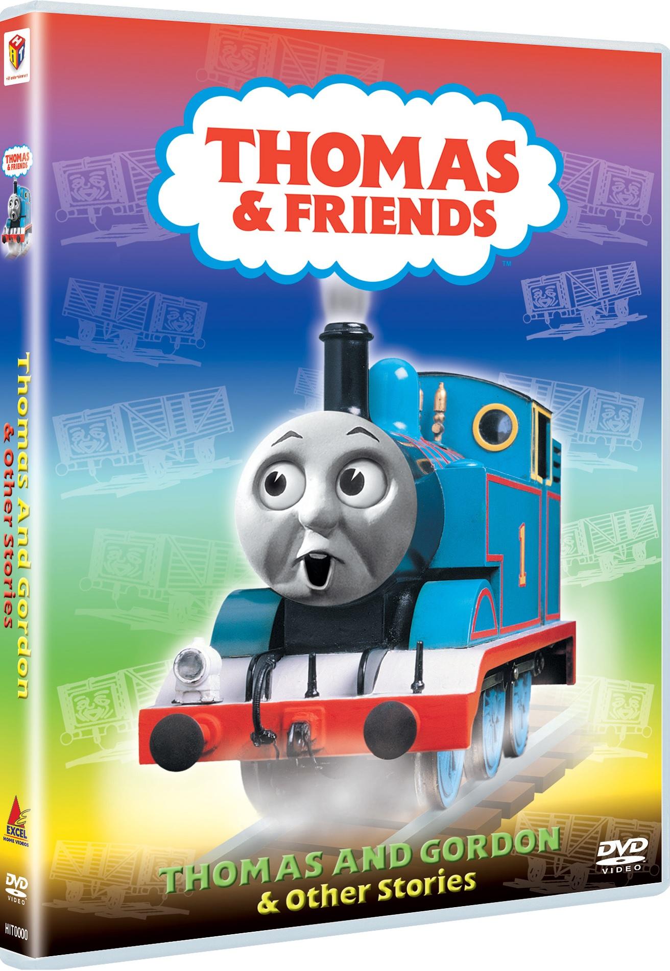 thomas and gordon and other stories dvd thomas the tank engine