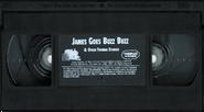 JamesGoesBuzzBuzzandOtherThomasStories2000BlackVHStape