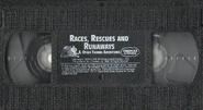 RacesRescues&Runaways2001tape